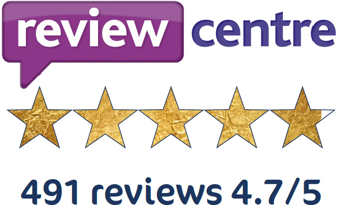 Review Centre. 491 Reviews, 4.7/5